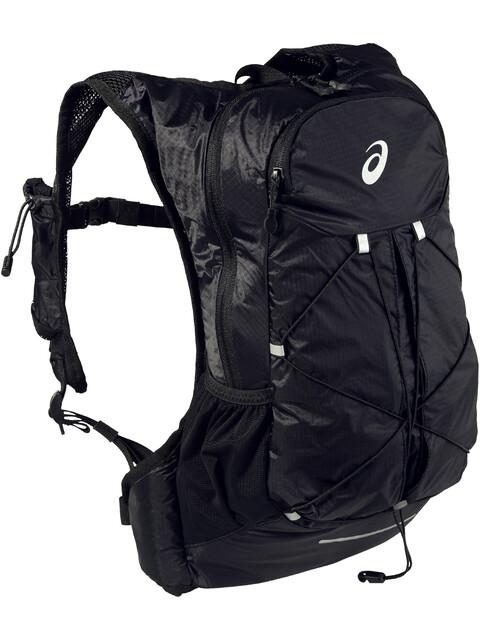 asics Lightweight Running Backpack, performance black